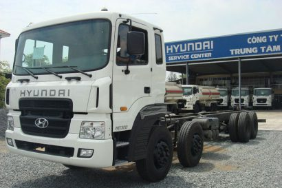 Hyundai HD320 Mui bạt
